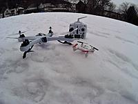 Name: Taranula x-X6 and JJRC JJ1000.jpg Views: 34 Size: 408.2 KB Description: Two quadcopters,one transmitter