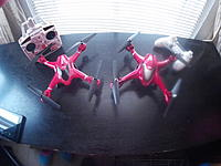 Name: Not exactly twins.jpg Views: 103 Size: 492.9 KB Description: look alike quadcopters