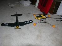 Name: DSCN2875.jpg Views: 247 Size: 86.9 KB Description: Cox micro Corsair - boy is this fun. And Blade CP.