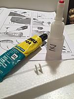 Name: CFC2B29C-45A8-4FE7-829C-EBCC504E5CC1.jpg Views: 9 Size: 242.0 KB Description: Two kinds of glue.