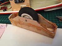 Name: 5891185D-64C9-4FA7-B65E-1E396EEC4B5A.jpg Views: 12 Size: 433.0 KB Description: Nice box for the landing wheel.
