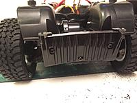 Name: EB86B526-EA18-42B0-ABD4-0DD13425F1F0.jpg Views: 11 Size: 467.3 KB Description: Front plate in place