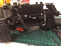 Name: 638688F8-60E4-4BA5-B4FE-E794C2F462FF.jpg Views: 14 Size: 589.3 KB Description: Other half screwed to  the rear end.