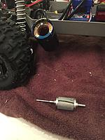 Name: EED5543F-7EB5-4B01-83D4-A11E047928F5.jpg Views: 64 Size: 2.40 MB Description: Cracked rotor.