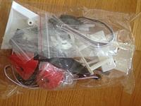 Name: image.jpg Views: 221 Size: 609.6 KB Description: Bag of things. Really like that extension servo cables are included. Lots of bags, contents unmarked and not described in manual.