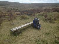 Name: image.jpg Views: 159 Size: 945.1 KB Description: Funglider and Haglofs backpack at the Sandsjobacka Moor.