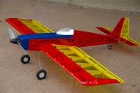Name: areo400.jpg Views: 156 Size: 44.0 KB Description: The completed Aero400 - ready to go!