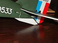 Name: P3011971.jpg Views: 63 Size: 21.8 KB Description: Fuselage was damaged skid holder changed
