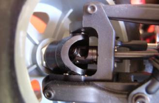 Front universal joint