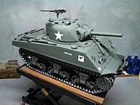 """Name: IMG_20200912_204057_051.jpg Views: 51 Size: 445.5 KB Description: Sherman M4A3 105 MM  .....""""Army Mule"""""""