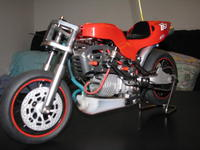 thunder tiger ducati nitro used only a few times trade for gpv1 or