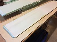 Name: IMG_2446.jpg Views: 275 Size: 410.3 KB Description: Bottom of wing, with small section of poor paint adherence