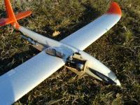 Name: DSC00140.jpg Views: 567 Size: 149.1 KB Description: Setup on Easy Glider brushless