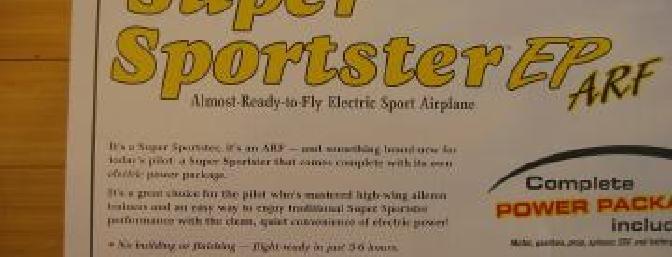 GP defines the Super Sportster's niche.