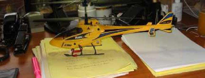 A true indoor helicopter!