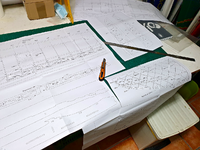 Name: 20200919_202330.png Views: 97 Size: 1.98 MB Description: The plan shows cutting marks, which I followed. I felt somewhat guilty when cutting apart such as beautiful sheet.
