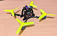 Name: Angled view Zappy 130mm with 3 inch props.jpg Views: 12 Size: 275.1 KB Description: