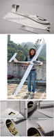 Name: GliderHobbyCity1.jpg Views: 102 Size: 59.3 KB Description: Glider I will be putting motor in.