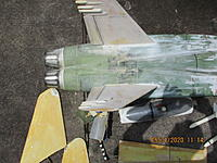 Name: IMG_0124_1.JPG Views: 35 Size: 109.4 KB Description: Top View - Rudders and Speed Brake