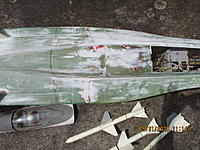 Name: IMG_0125_1.JPG Views: 42 Size: 112.8 KB Description: Top View - Fuselage mid-section, Missles , Canopy
