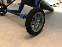 Name: IMG_0441.JPG Views: 47 Size: 1.87 MB Description: Repeat for other side. If desired, the wheels can be easily removed.