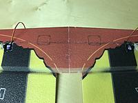 Name: 20 (2).jpg Views: 34 Size: 1.15 MB Description: Repeat the process with the other aileron servo.