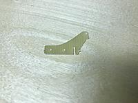 Name: 41.JPG Views: 25 Size: 2.66 MB Description: Locate the servo horn with the notch. This will be for the elevator.