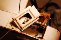 Name: 2009_0524May240025.jpg Views: 102 Size: 69.6 KB Description: underside details;   balsa stiffeners, motor magnets (also on frame)