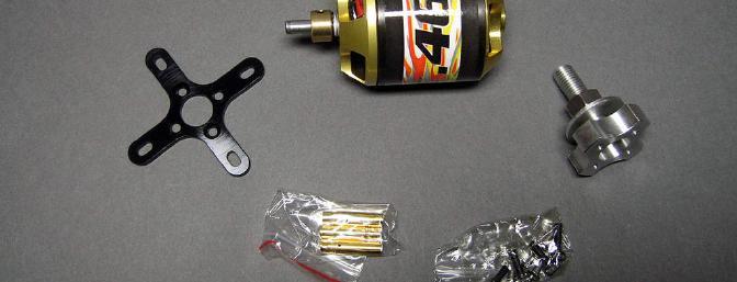 Rimfire .46 and accessories