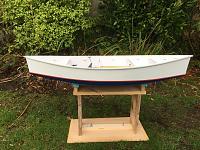 Name: 791CC36B-C557-434E-AB6E-6C5167517A11.jpeg Views: 73 Size: 1.34 MB Description: Painted hull