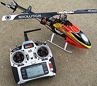 Name: 300x-11s.jpg Views: 233 Size: 797.7 KB Description: The latest version.  New blades, new tail rotor.