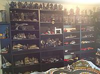Name: image-ca2d8b5a.jpg Views: 189 Size: 1.03 MB Description: Various collections from 20 years.  spawn stuff, models I built, die cast cars, war dioramas, etc.