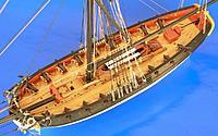 Name: LE CERF Wooden Ship Kit - agesofsail.jpg Views: 34 Size: 152.8 KB Description: