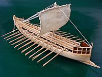 Name: Greek Bireme Wooden Model Ship Kits - Agesofsail.jpg Views: 32 Size: 83.9 KB Description: