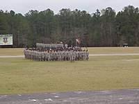 Name: FT Jackson Graduation.jpg Views: 99 Size: 61.1 KB Description: Alpha Company
