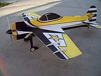 "Name: 100_4234.jpg Views: 504 Size: 71.0 KB Description: 42"" Yak-55m Scorpion powered"