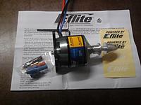 Name: Motor.jpg Views: 33 Size: 441.6 KB Description: Never run, E-flite Power .46 and two never-used lipo packs