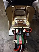 Name: 20170525_211735.jpg Views: 29 Size: 448.3 KB Description: Mating between tray and ESC connector assembly is perfect, without any wires to the connectors on the tray side.  This test verified that that alignment tabs would provide a consistent alignment during tray insertion.