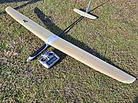 Name: 20201218_150013.jpg Views: 16 Size: 7.11 MB Description: 2M Serena is a great soaring glider. It's been above a 1,000 feet twice riding a thermal.