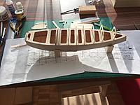 Name: IMG_6630.jpg Views: 6 Size: 667.0 KB Description: Hull with the cabin formers installed