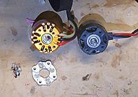 Name: rad1.jpg Views: 194 Size: 88.9 KB Description: 'standard' motor on left, Radian Pro motor on the right.