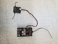 Spektrum AR7350 AS3X Telemetry Receiver - RC Groups