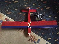 """Name: IMG_0080.JPG Views: 148 Size: 1.13 MB Description: The Papillon, just to show """"I can't believe I made this and it actually flies!"""""""