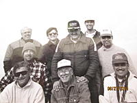 Name: IMG_2314.jpg Views: 82 Size: 475.8 KB Description: front row Arnold Molinar, Llyold Grube, Ron Kucera back row Neil, Jim Kerstine, Ken Knox, Peter D, Don Brown middle ; can't remember, guys?