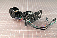 Name: gimbal-detail.jpg Views: 119 Size: 295.3 KB Description: I had to add 2 new mounting holes as only one of the DYS motor mounting screws lined up with the holes intended for the ImmersionRC gimbal.