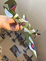 Name: Spit2.jpg Views: 21 Size: 296.6 KB Description: Parkzone Micro UMX Spitfire - As a Spitfire collector I had to have one, but they were discontinued
