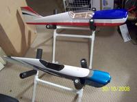 Name: 100_0411.jpg Views: 294 Size: 77.4 KB Description: Fuselages on the airplane stands I bought from edgefoamy
