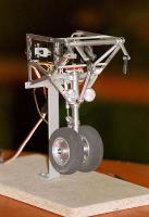 Name: nose gear in stand.jpg