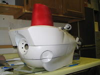 Name: 17.jpg Views: 223 Size: 48.3 KB Description: side portholes, front porthole, brow cutout with panels installed