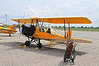 Name: IMG_0227 (1).jpg Views: 4 Size: 2.12 MB Description: The museum's DH Tiger Moth accompanied  us for our flight today.